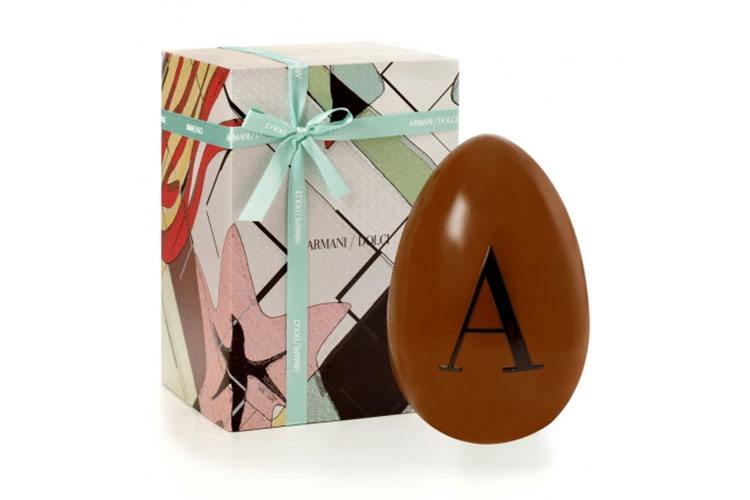 Easter and Armani Dolci 4