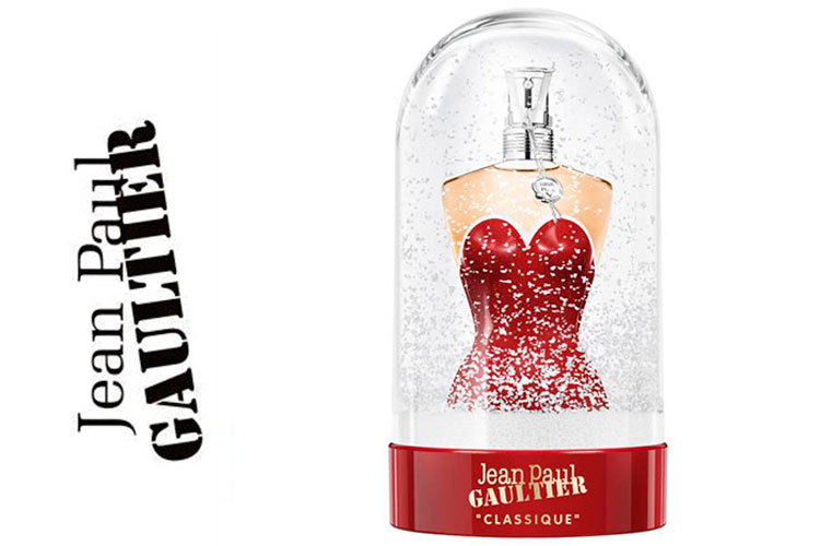 Exclusive snowballs by Jean Paul Gaultier 21 12 17 2
